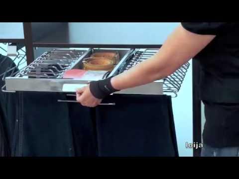 Accesorios y complementos para interiores de armarios y for Accesorios para interiores de armarios de cocina