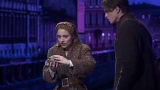 A Special Announcement With the ANASTASIA Cast   ANASTASIA The Musical