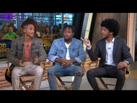 The Get Down | Jaden Smith, Shameik Moore, Justice Smith Int