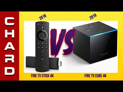 I Will Help You Choose - Fire TV Stick 4K Or The Fire TV Cube