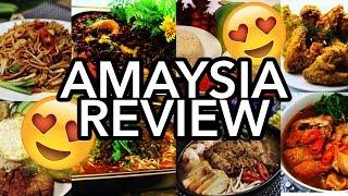 Amaysia Restaurant Newcastle Review | NSU/TV