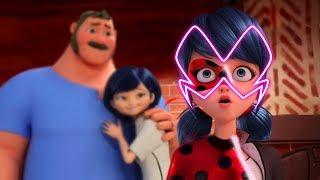 ТРЕЙЛЕР 3 СЕЗОНА ЛЕДИ БАГ И СУПЕР КОТ | Trailer Miraculous Ladybug season 3 fanmade (ФАН-ВЕРСИЯ)