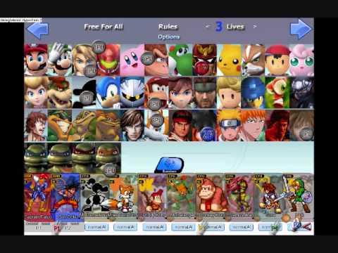 Super smash bros crusade download yoyo games