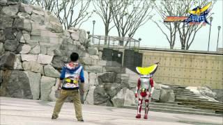 「仮面ライダー鎧武」おもしろ変身シーン特集! thumbnail