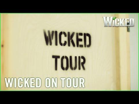 Wicked UK   Wicked & Ireland Tour: Scottish Premiere