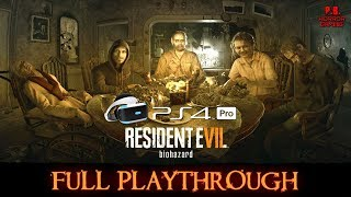 resident Evil 7 PSVR gameplay - Full PSVR Playthrough, live!