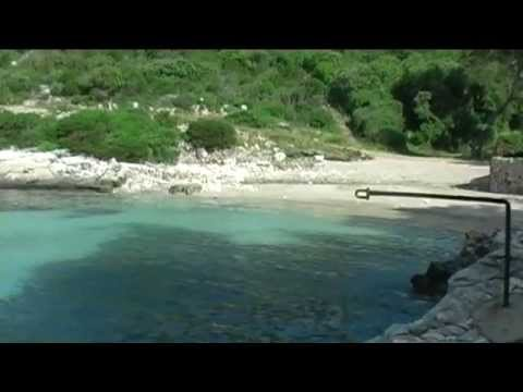 Island of Korčula hidden beaches - Žitna (Zavalatica)