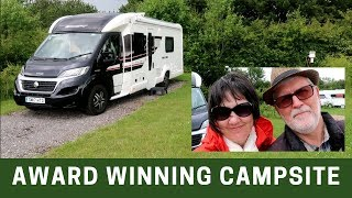 Award Winning Mill Hill Farm Caravan and Camping Park, Darsham, Suffolk - Ep121