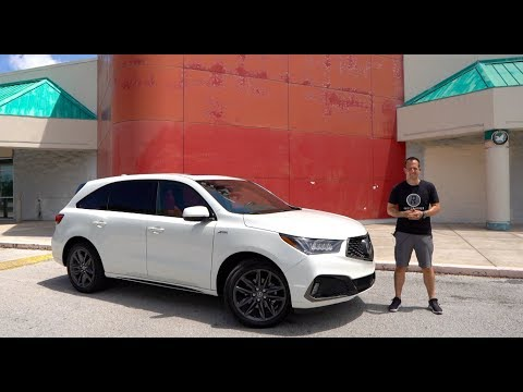 Is the 2019 Acura MDX A-Spec the ONLY SUV you should BUY?