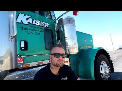 I am a Truck Driver