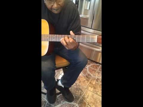 Pop Staples from Milwaukee 2015 (at the age of 71)