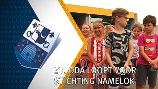 St. Oda loopt voor Namelok - 31 mei 2017 - Peel en Maas TV Venray