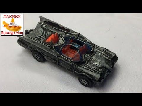 Corgi Batmobile Shenanigans