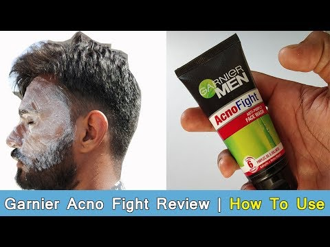 3 Months Review | Garnier Acno Fight Face Wash Review In Hindi | Best Face Wash For Pimples???
