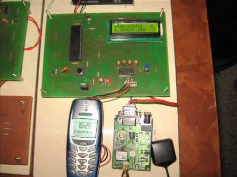 GPS BASED VEHICLE TRACKING SYSTEM PROJECTS/GPS PROJECTS(ECE/CSE ...
