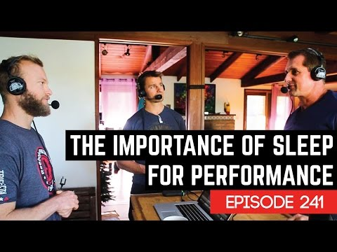 The Importance Of Sleep For Performance w/ Doc Kirk Parsley - 241