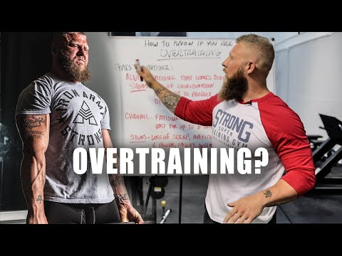 How to Know If You're Overtraining in The Gym! (The Truth) | Phil Daru