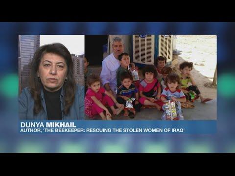 فرانس 24:The beekeeper who helped save Sinjar women