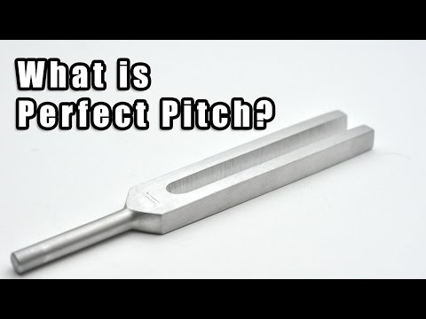 What is Perfect Pitch? Music Theory Lessons