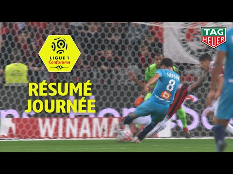 Résumé 10ème journée - Ligue 1 Conforama/2018-19