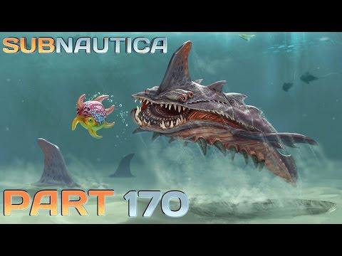Let's Play Subnautica Deutsch Part 170 - Drill Arm
