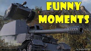 World of Tanks - Funny Moments | Week 3 September 2016