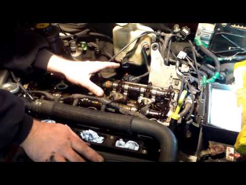 PT cruiser 2.4 Misfire at idle  Part 1 Troubleshooting