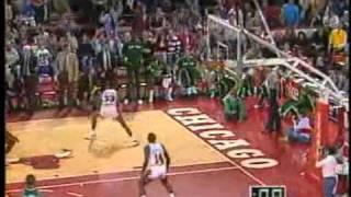 The best plays of Michael Jordan