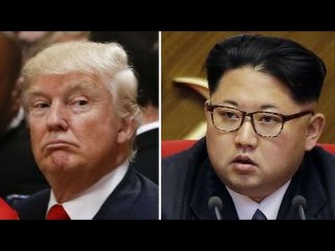 Trump: I would speak to Kim Jong Un