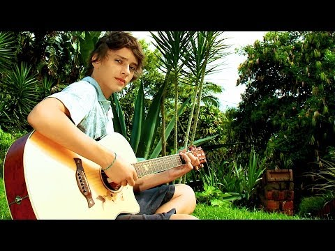 Patrick Sean Bradley 15 year old boy singer - Empty Corridors - Ben Howard Cover