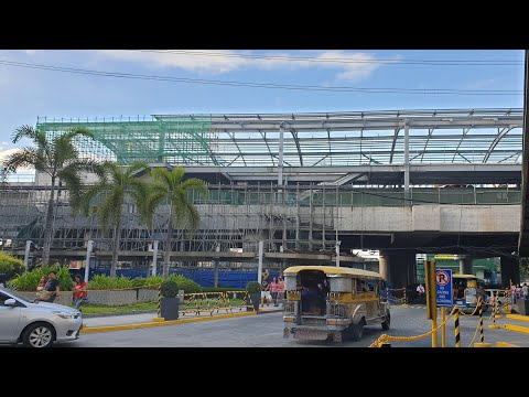 LRT 2 Extension Project Update