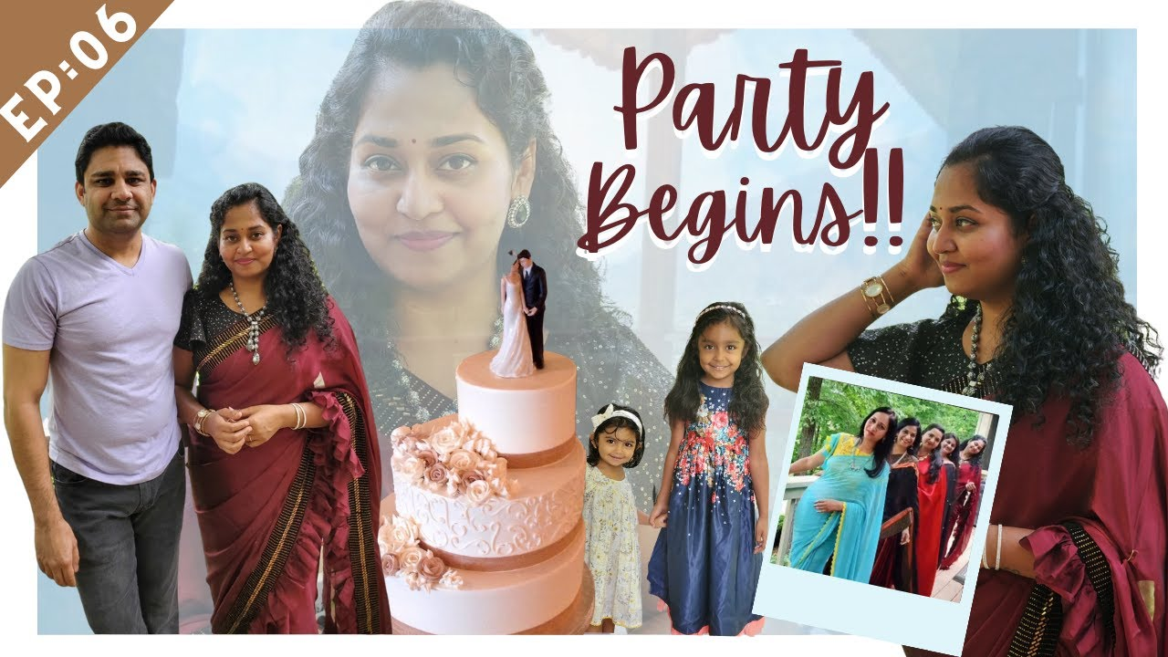 EP06| Party Begins 🤩| Wedding Series | Sahaja Madhuri