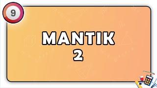 Mantık 2 | 9.Sınıf Matematik | #9.sınıf #matematik