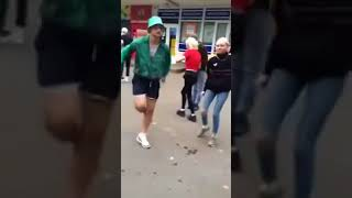 rus kızlar dans