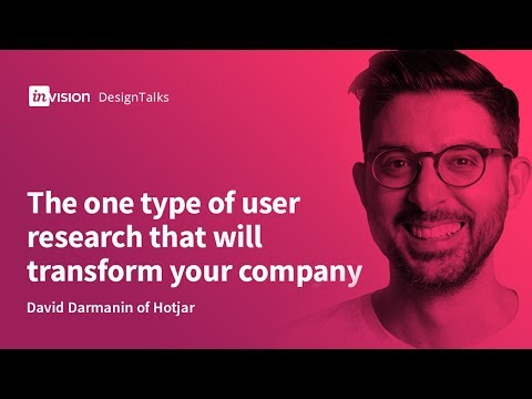 DesignTalk Ep. 60: The one type of user research that will t