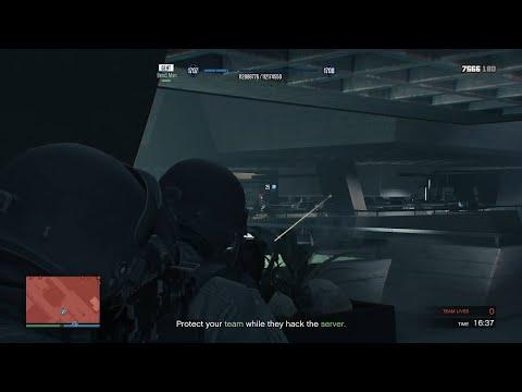 GTA Online - Act IIi: The Doomsday Scenario (Elite Challenge, 23m50s)