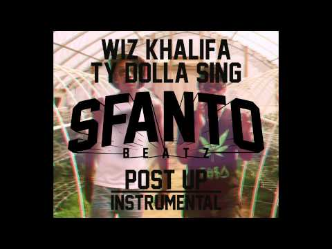 Wiz Khalifa Ft. Ty Dolla Sign - Post Up (Instrumental)