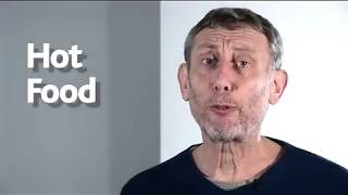 Repeat youtube video Hot Food - Michael Rosen