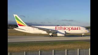 アフリカの航空会社の飛行機画像集 【2014年1月現在】