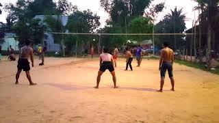 បាល់ទះប្រចាំភូមិប្រាសាទ សីុលុយបានរាល់ថ្ងៃ *** Asian Volleyball of Khmer ***