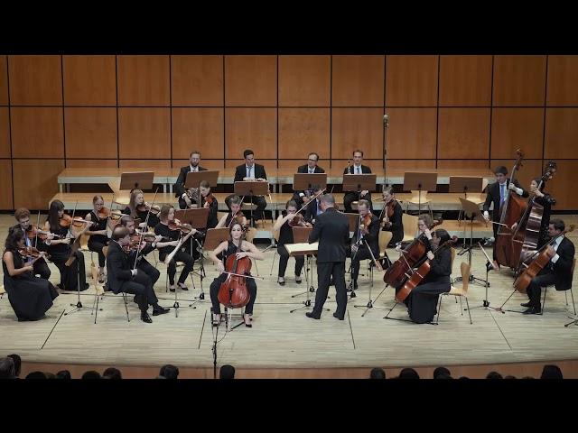 J.Haydn cello concerto C Major , Finale . Julie Sévilla Fraysse