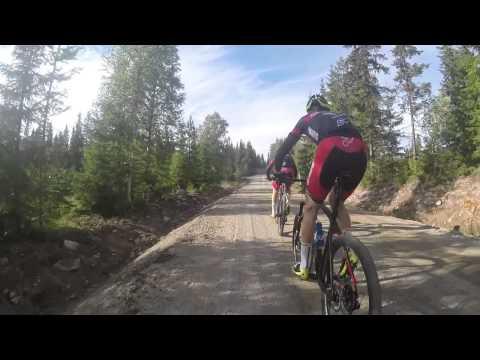 Sykkeltest Brumunddal MTB Vollkoia august 2015
