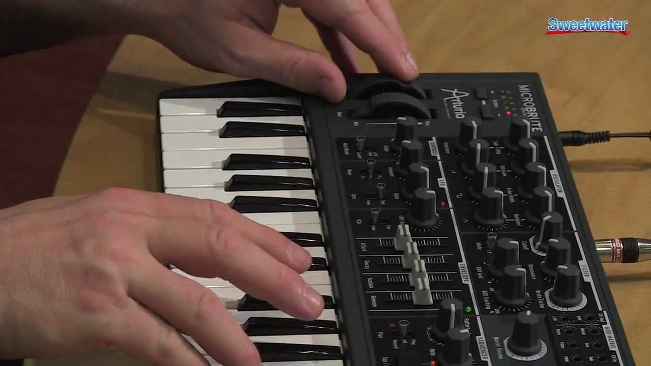 Best Analog Synths for Beginners | Sweetwater
