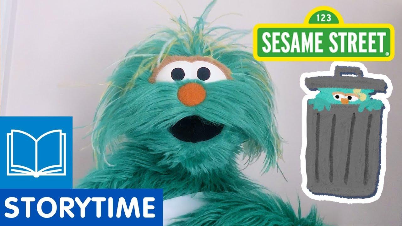 Sesame Street Rosita The Grouch Caringforeachother Youtube