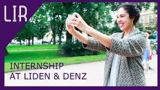 Internship at Liden & Denz