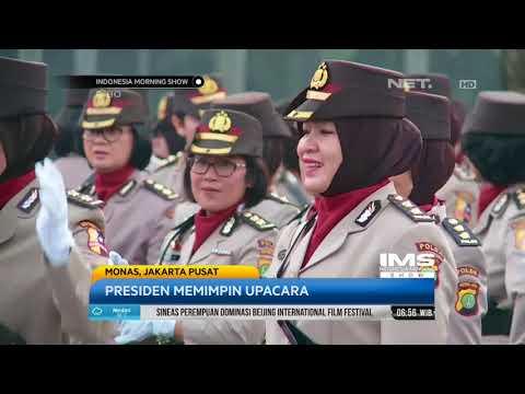 Live Report  - Upacara Peringatan Hari Kartini Di Monas