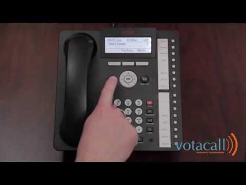 Votacall-Avaya 1416 IP Office Basic Edition Training Video