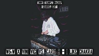 W&W x Vini Vici  Vs. Cardi B  - I Like Chakra (Timmy Trumpet Mashup)  (Squirrel Edit)