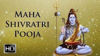 Maha Shivaratri Pooja - Ghanta Puja - Lord Shiva Songs - Dr.R. Thiagarajan