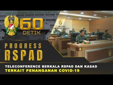 Laporan Berkala RSPAD Gatot Soebroto Terkait Penanganan Covid-19 I 60